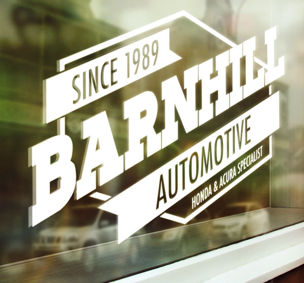 barnhill automotive logo