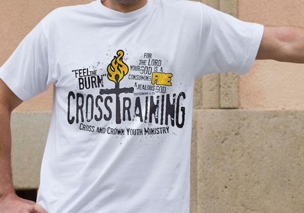 cross training youth t shirt