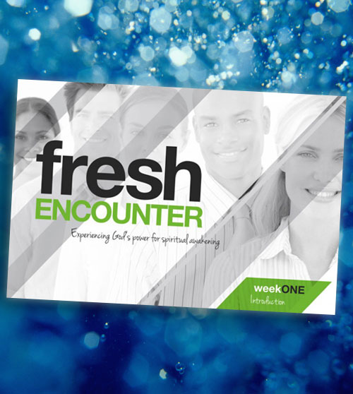 fresh encounter sermon series slide