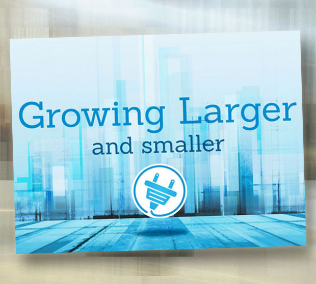 small group growth graphic