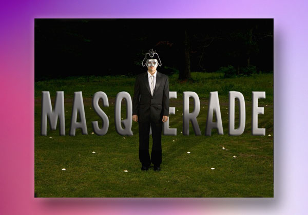 masquerade sermon series slide