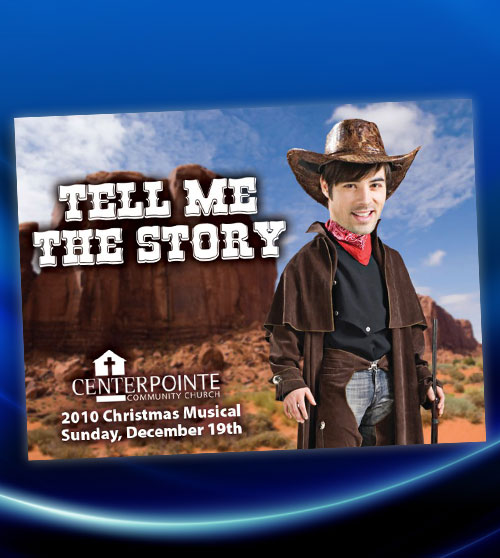 tell me the story christmas musical posters slides centerpointe community church